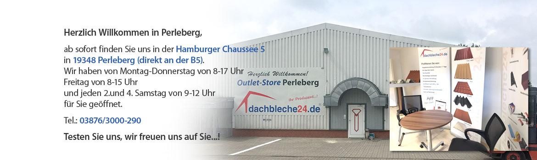 Ab sofort finden Sie uns in der Hamburger Chaussee 5 in 19348 Perleberg (direkt an der B5).