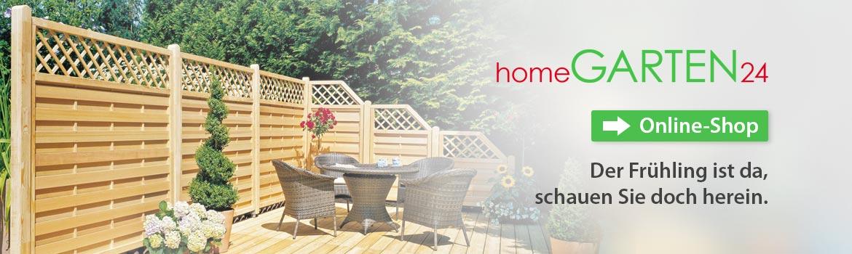 Ihr kompetenter Onlineshop mit zahlreichen Produkten für Ihren Garten oder Außenbereich
